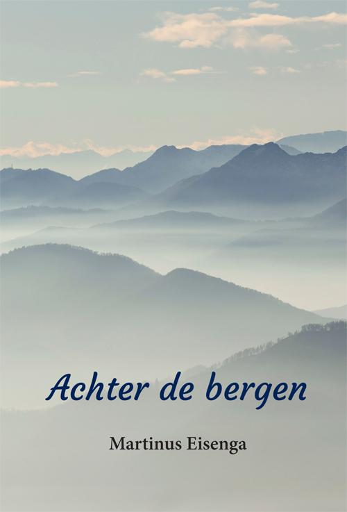 achter de bergen-omslag